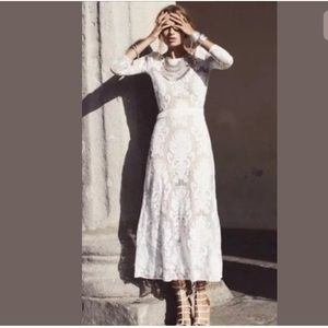 For Love And Lemons San Marcos Maxi Dress